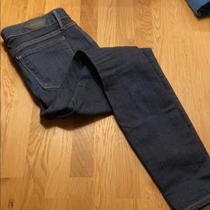 Paradise Mine Dark Wash Jeans - Aritzia Brand